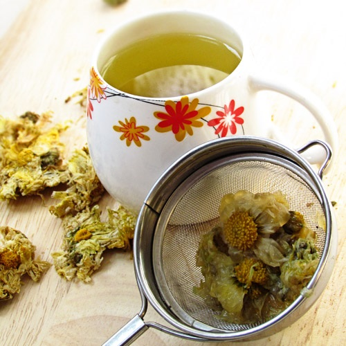 Image Source http://tesathome.com/2011/12/02/chrysanthemum-tea/