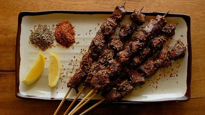 Image Source http://www.sbs.com.au/food/recipes/uyghur-spicy-beef-skewers