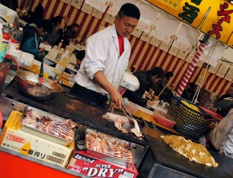 The Very Sight Of These Japanese Street Food Will Make Your Stomach Tingle!! Delicious!