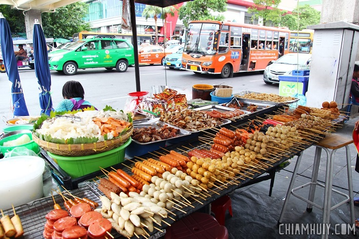 Street Food From Thailand 7