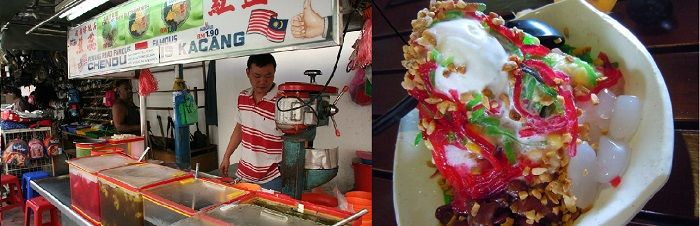 Image Source: http://www.gopenang.my/top-food-in-penang/ http://mile.mmu.edu.my/orion/xiaxin/cendol-ice-kacang/