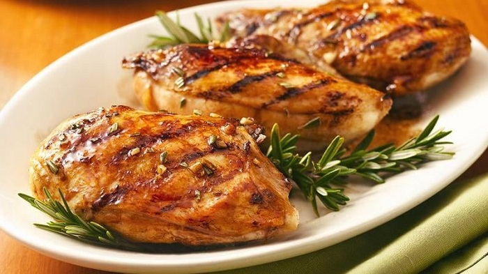 Photo Credit http://www.bettycrocker.com/recipes/sage-and-garlic-grilled-chicken-breasts/752901c0-bcd0-4089-9536-8d187e2b4016
