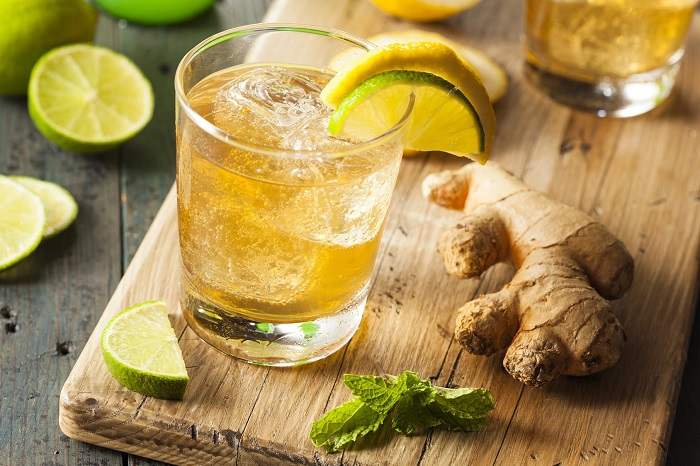 Ginger Beer 1