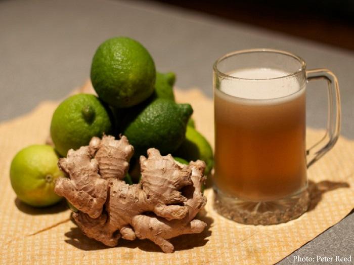 Ginger Beer 4