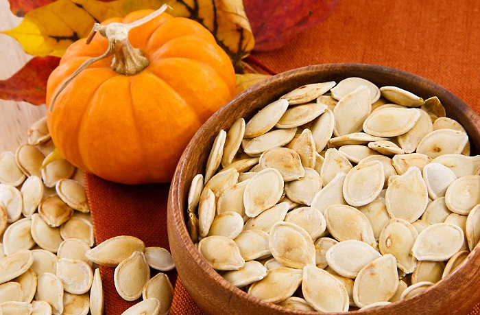 Photo Credit http://arogyamasthu.com/top-10-health-benefits-of-pumpkin-seeds/