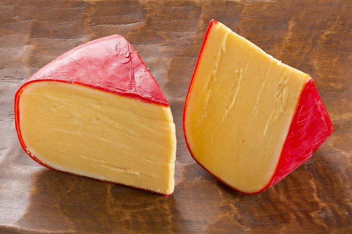 Photo Credit http://goldenagecheese.com/product/naturally-double-smoked-gouda/