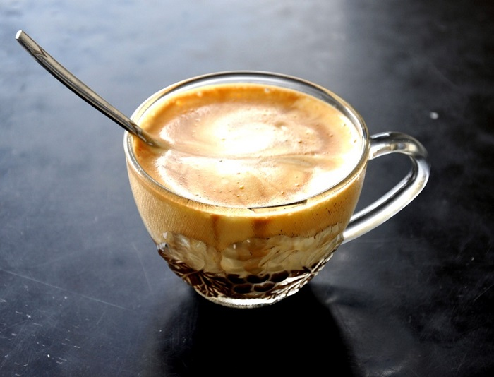 Photo Credit  http://hanoikids.org/egg-coffee-special-vietnamese-cappuccino/