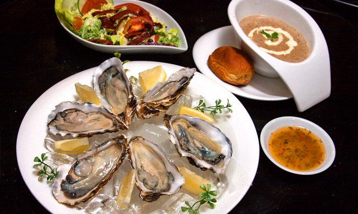Photo Credit http://www.groupon.my/deals/sabah/oyster-bar-1/718174266