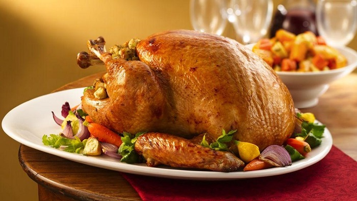 hoto Credit http://www.pillsbury.com/recipes/roast-turkey-with-stuffing/3dd04532-f8a3-4338-a523-080fe7b30314