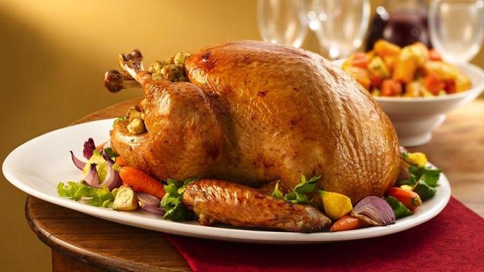 hoto Credit http://www.pillsbury.com/recipes/roast-turkey-with-stuffing/3dd04532-f8a3-4338-a523-080fe7b30314