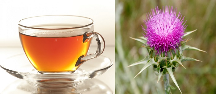Photo Credit http://cushfood.com/milk-thistle-extract/ http://captaincrab.org/product/hot-tea/