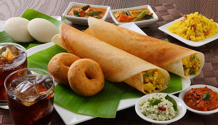 is south indian diet healthy