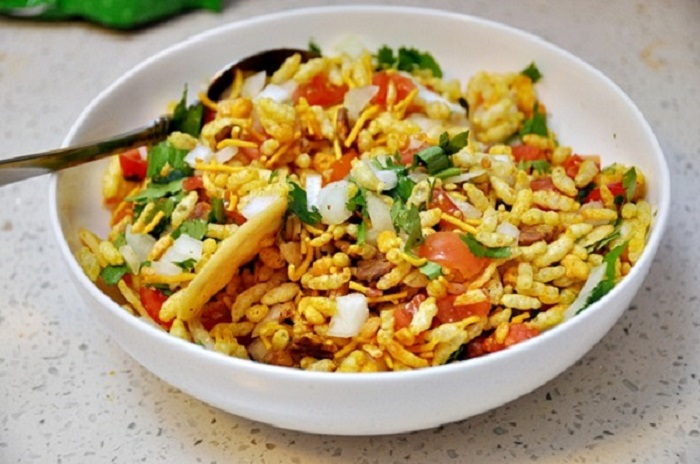 Image Source http://www.fussfreecooking.com/recipe-categories/meatless-recipes/bhel-puri/