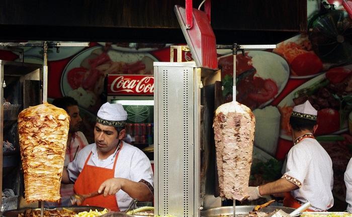 Image Source https://en.wikipedia.org/wiki/Doner_kebab