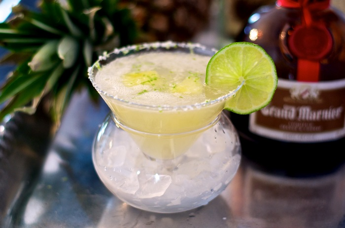 Photo Credit http://newsouthfoodcompany.com/pineapple-infused-margarita-cocktail-recipe/
