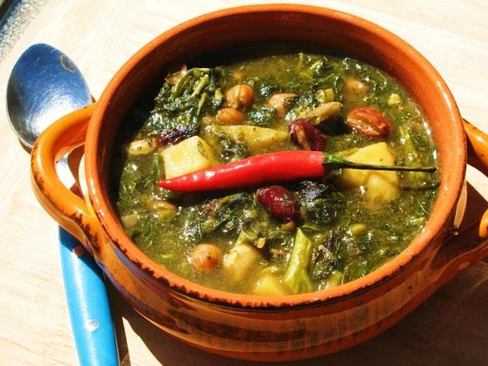 Photo Credit http://caribbeanpot.com/jamaican-callaloo-amaranth-and-bean-soup/