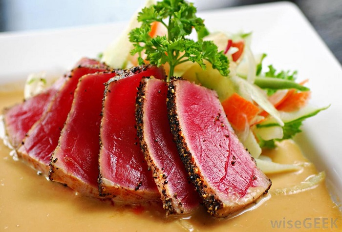 Photo Credit http://www.wisegeek.com/what-is-blackened-tuna.htm#didyouknowout