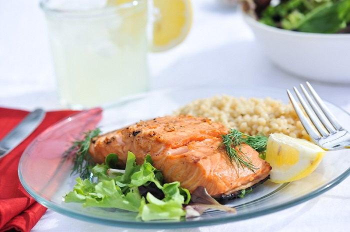 Photo Credit http://blog.davebrownphotography.com/food-photographer-in-denver-grilled-alaskan-salmon/