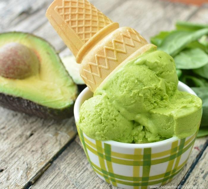 Photo Credit http://www.superhealthykids.com/kids-favorite-green-ice-creams/