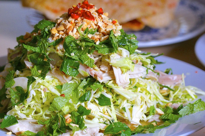 Photo Credit  http://ladyrice.com/goi-ga-vietnamese-chicken-salad-2/