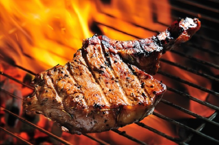 Photo Credit http://guardianlv.com/2014/03/meat-cooked-with-beer-helps-safeguard-against-cancer/